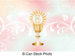 Wafer clipart first communion Communion and  Communion