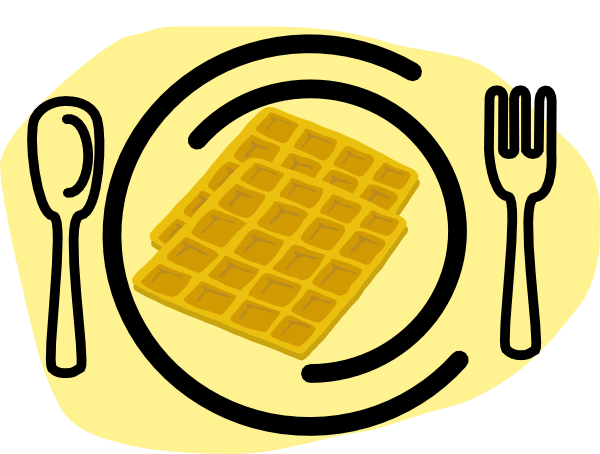 Waffle clipart As: Clip image Download Waffle
