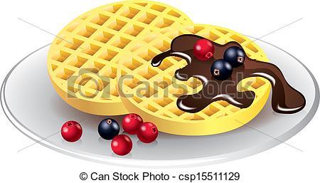 Belgium clipart  Waffle Clipart Belgian