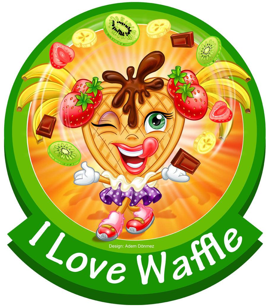 Waffle clipart cute cartoon By DeviantArt by WAFFLE I