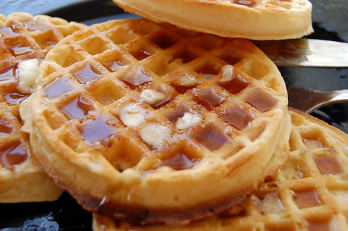 Waffle clipart syrup Clipart wallpaper Butter Waffle Waffles