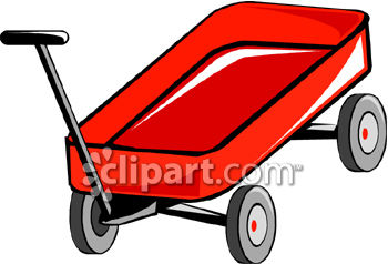 Cart clipart little red wagon Clipart Clipart wagon%20clipart Free Panda