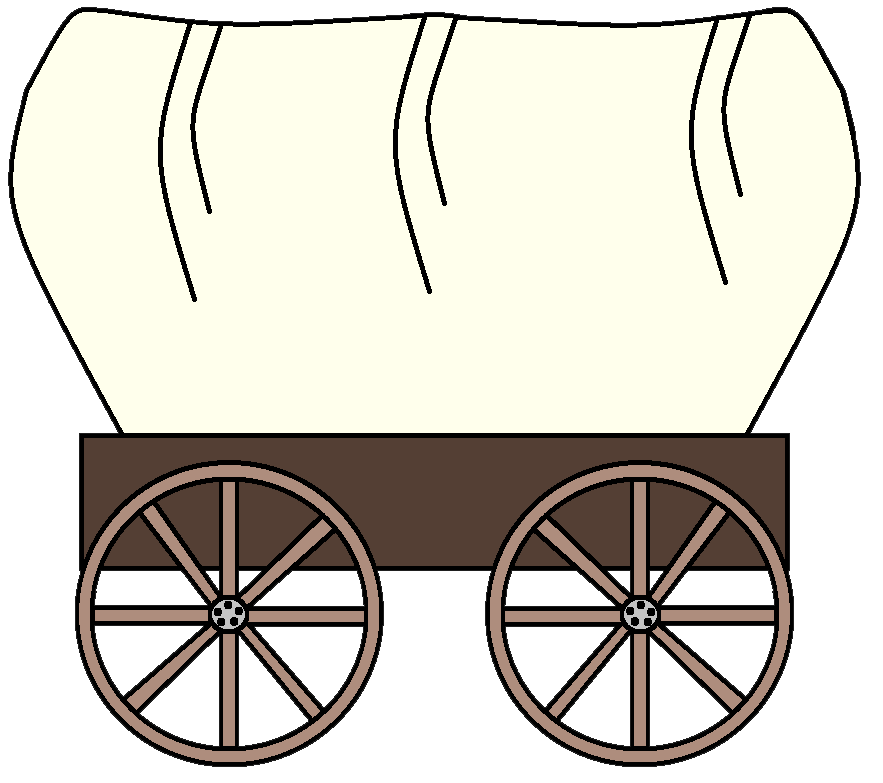 Wagon clipart Clipart Clipart Wagon Western Download