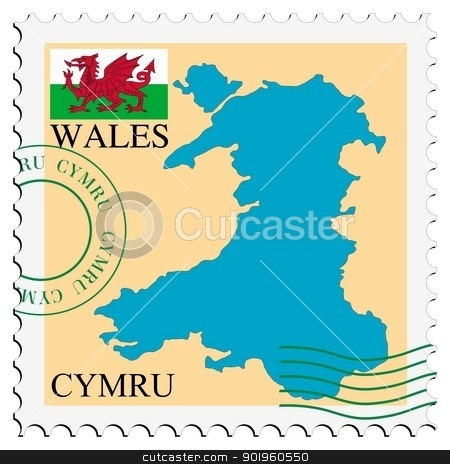 Wales clipart Clipart – Map Wales Clip