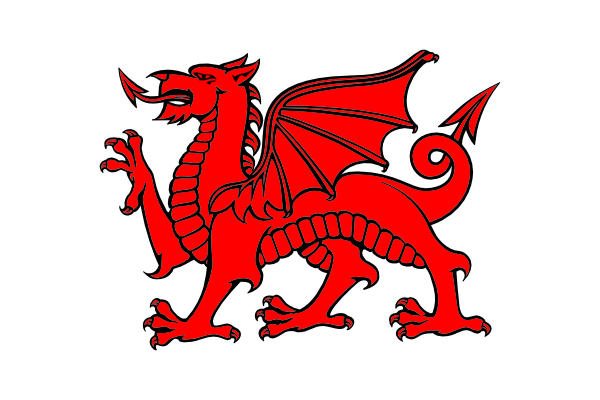 Wales clipart Vector Clker at image Art