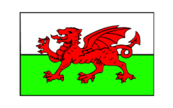 Wales clipart welsh flag I one Support the Flag
