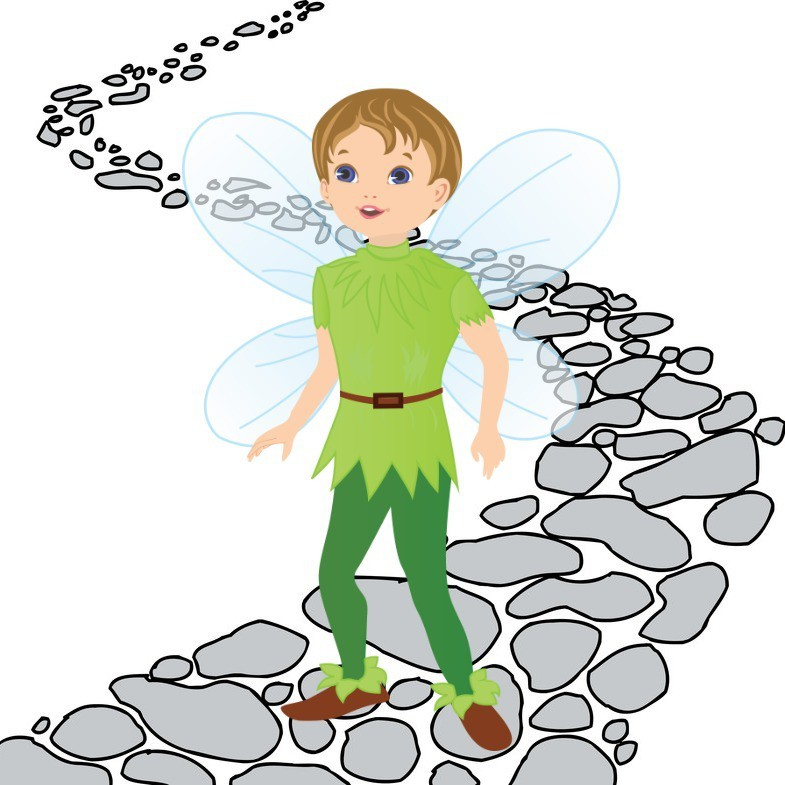 Walkway clipart stepping stone Your enchanted and Our garden