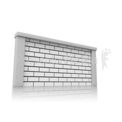 Brick clipart solid Art Images Panda Wall Clipart