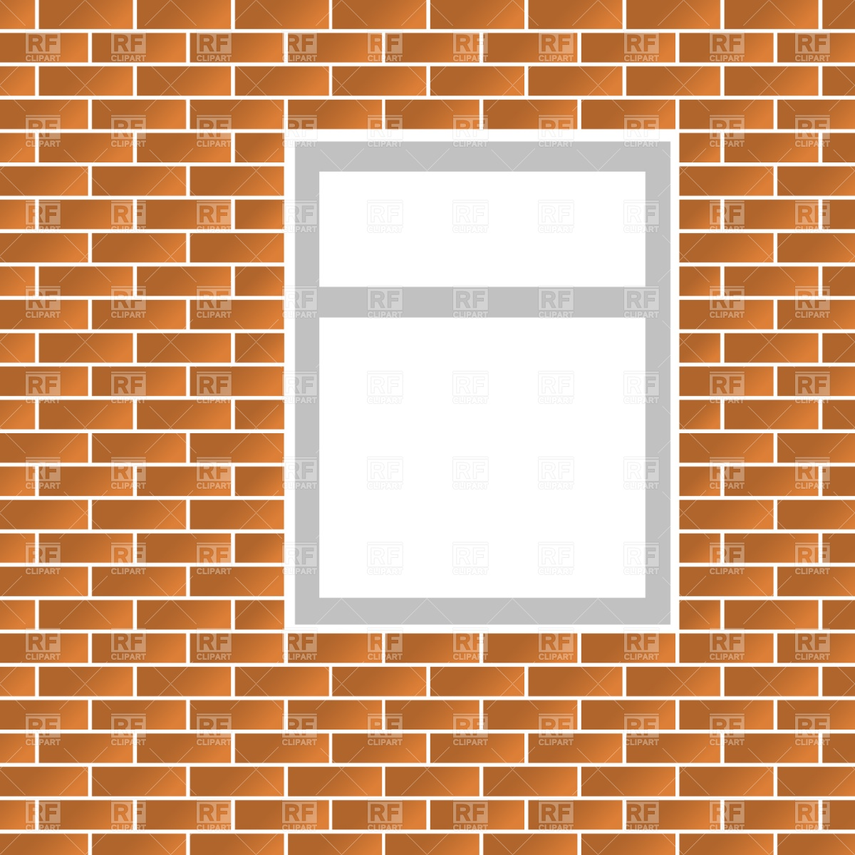 Windows clipart texture Collection wall clipart Brick clipart