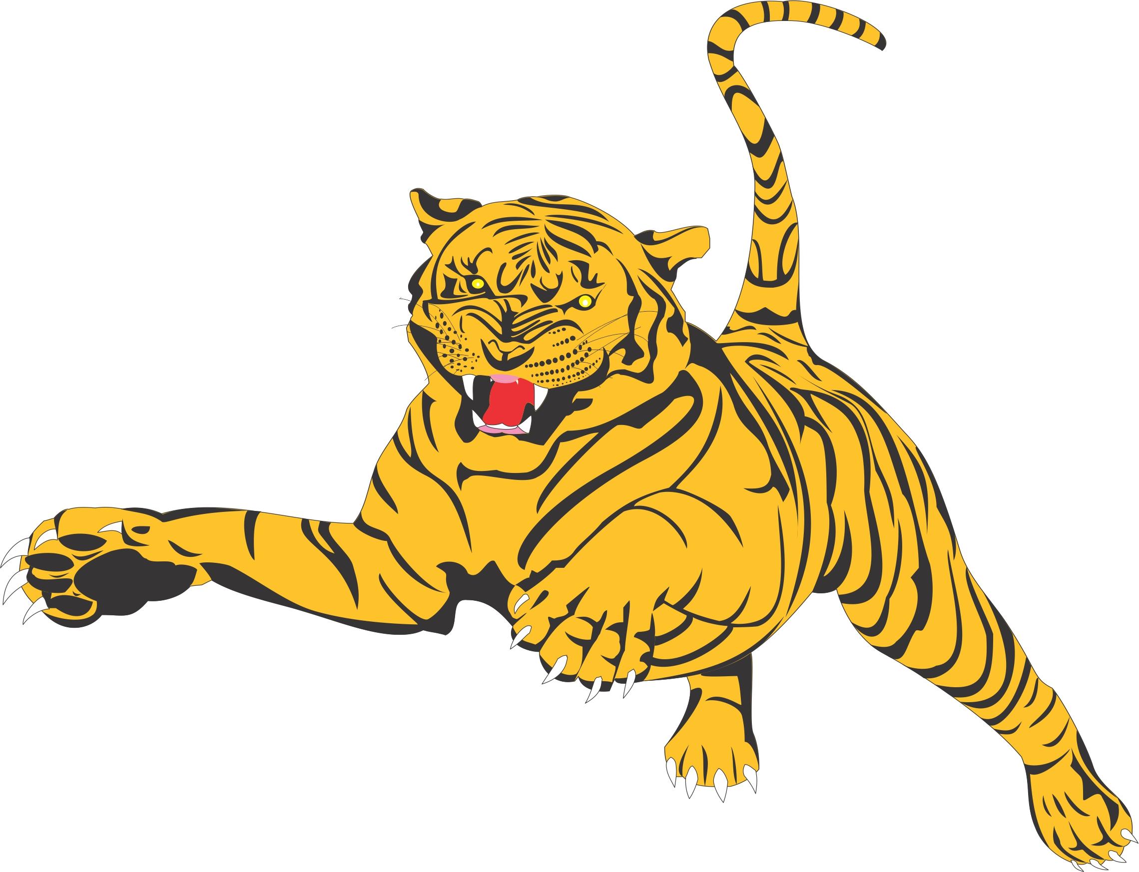 Bengal clipart chinese tiger Art android hd art panda