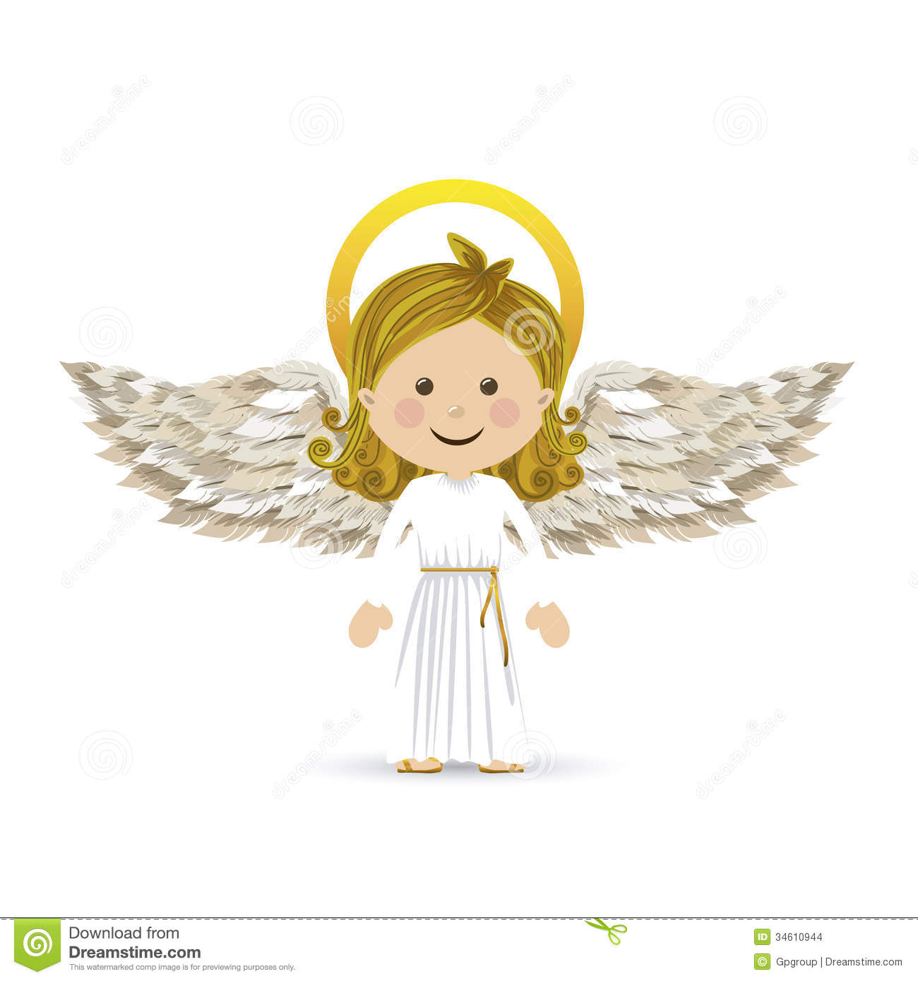 Wings clipart guardian angel Stock Clipart Angel Free Free