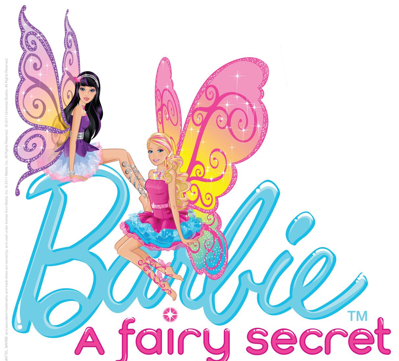 Wallpaper clipart barbie Con fairy secret barbie party