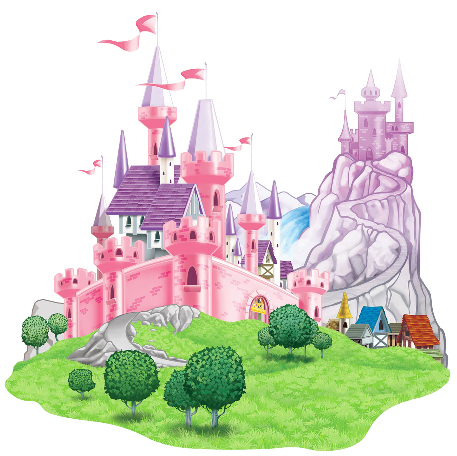 Barbie clipart castle Gallery  PNG View Picture