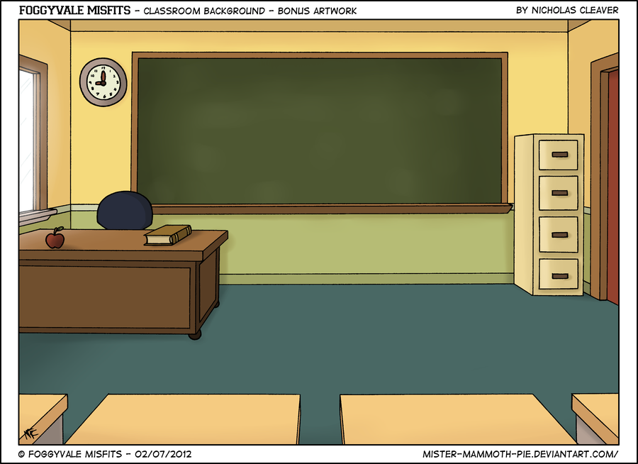 Cartoon Wallpaper & WallpaperSafari Classroom