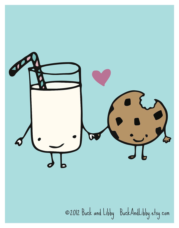 Wallpaper clipart cookie Frameable meus We Together um