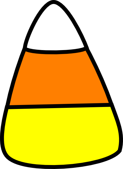 Candy clipart haloween Art Candy Free Candy Corn