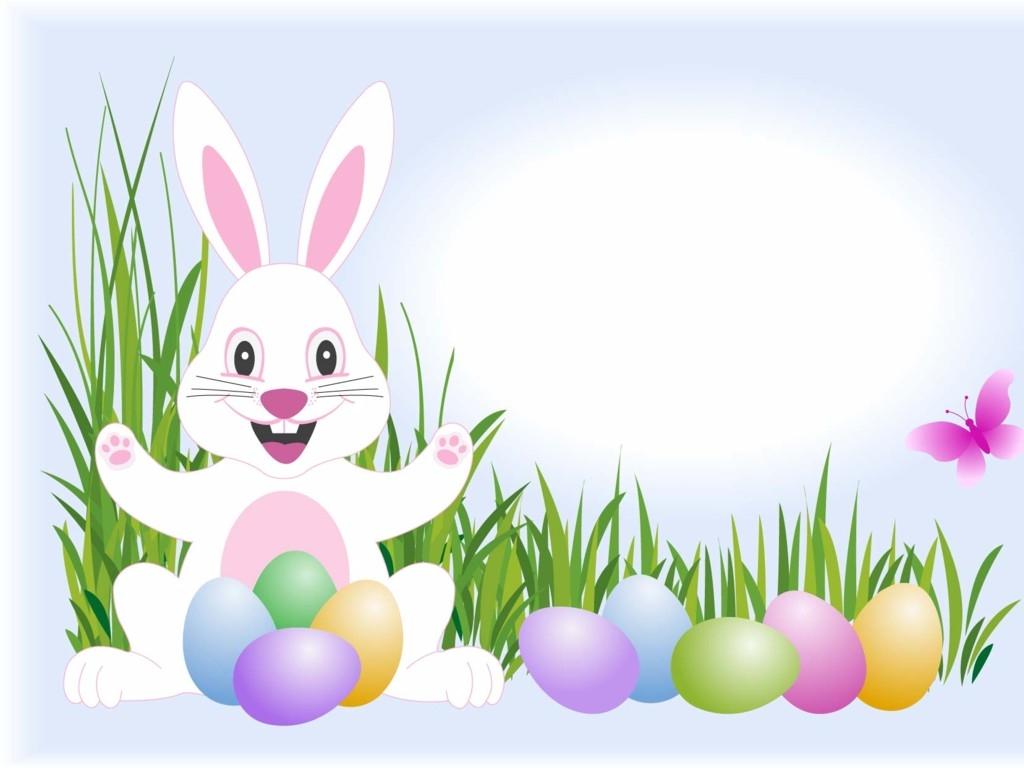 Wallpaper clipart easter Art Bunnies com/backgrounds/Easter Clip