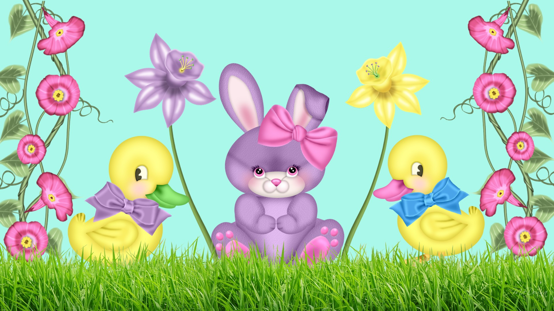 Wallpaper clipart easter Easter Images Clipart Wallpapers Pictures