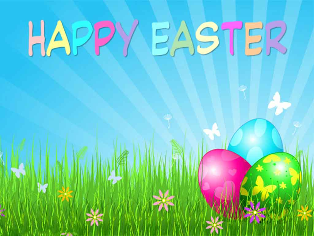 Wallpaper clipart easter Easter Bunny  Happy Easter
