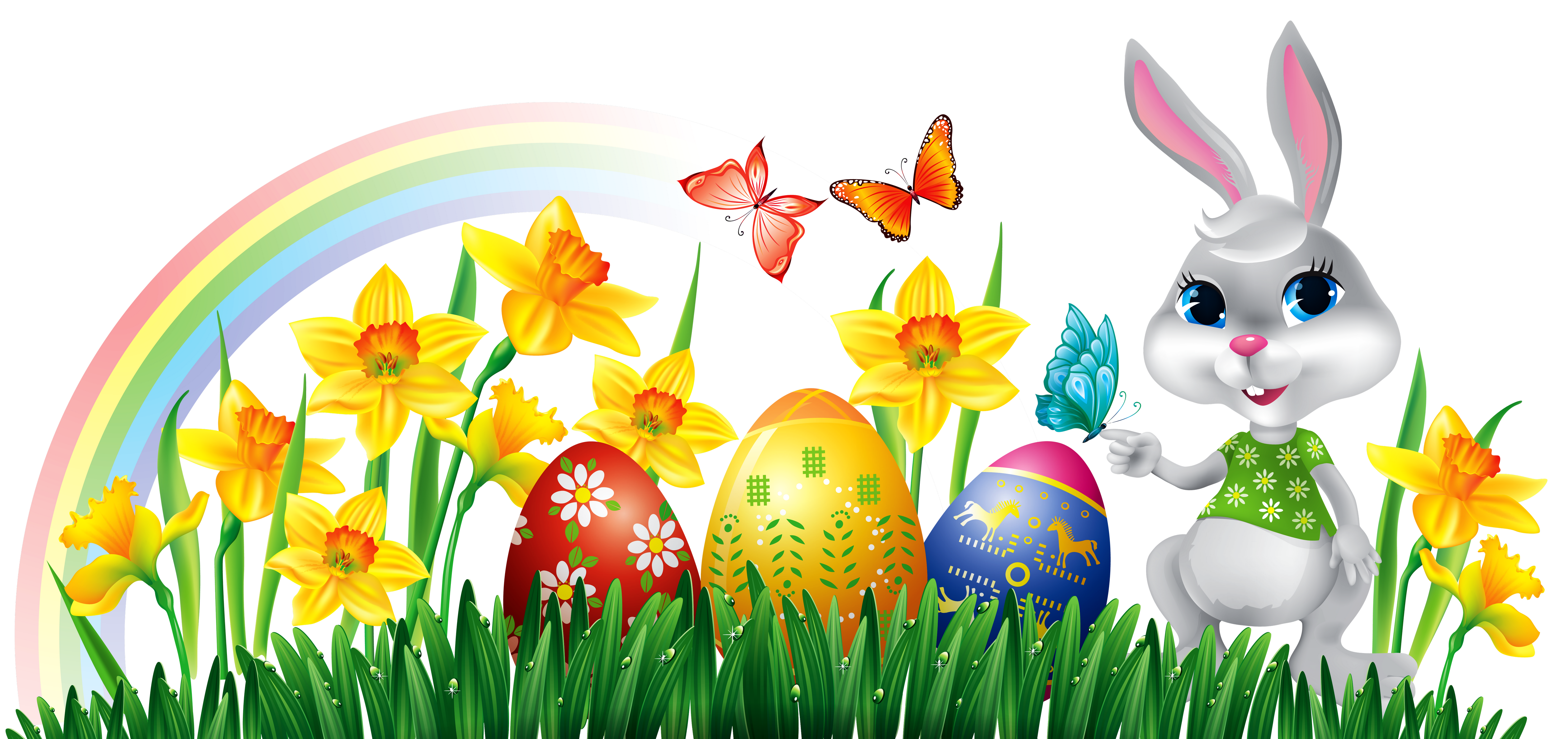 Pice clipart easter #5