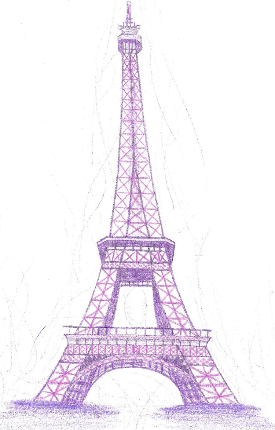 Tower clipart drawing #9