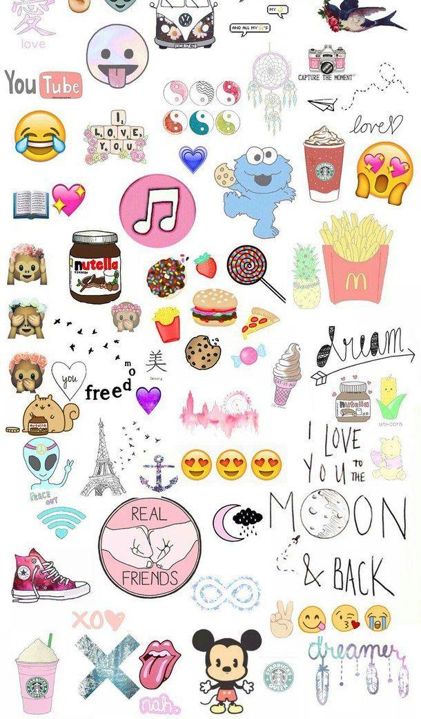 Nutella clipart love tumblr On wallpaper emoji Best food
