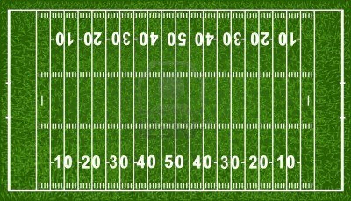 Feilds clipart yard 3 Football clip com field