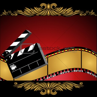 Background clipart hollywood #2