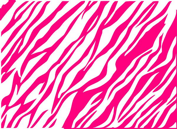 Tiger Print clipart zabra #15