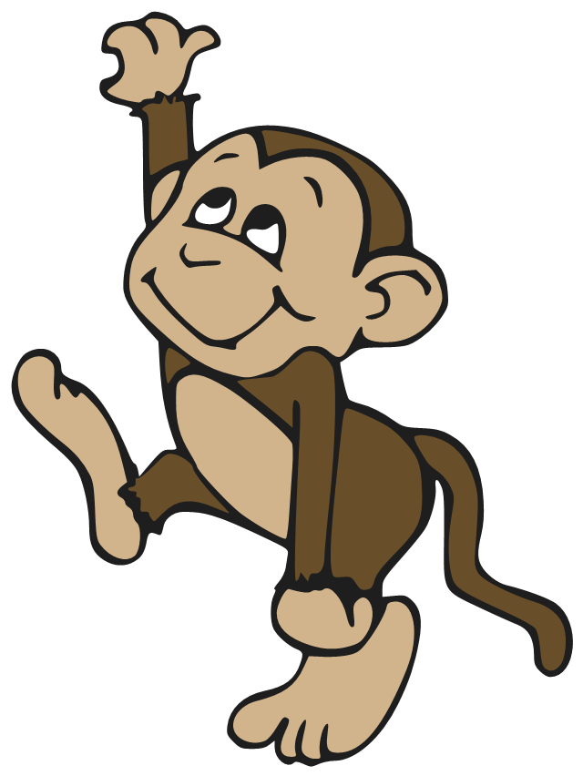 Baboon clipart animated Free Wallpaper Art Cartoon For