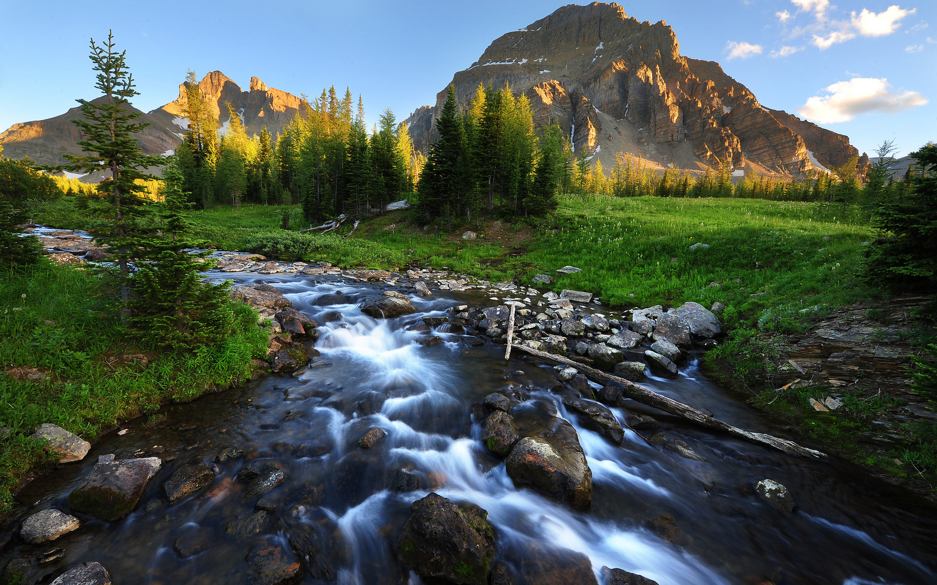 Wilderness clipart stream  Clipart wallpaper Mountain Mountain
