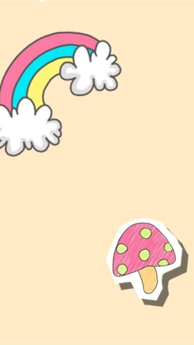 Iphone clipart cartoon On Cartoon 5 rainbow ideas