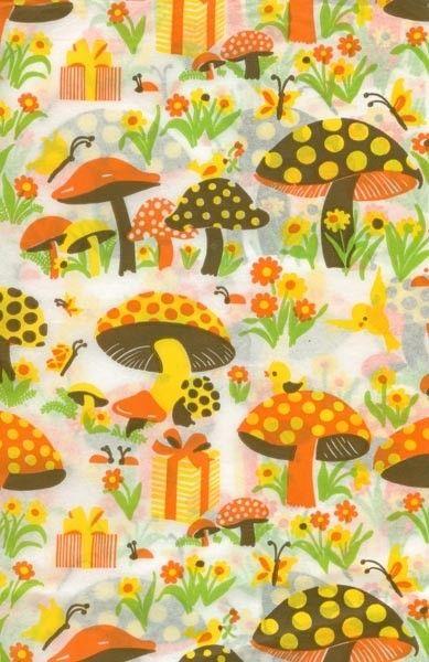 Mushroom clipart wallpaper Mushroom Sheets Paper best Vintage