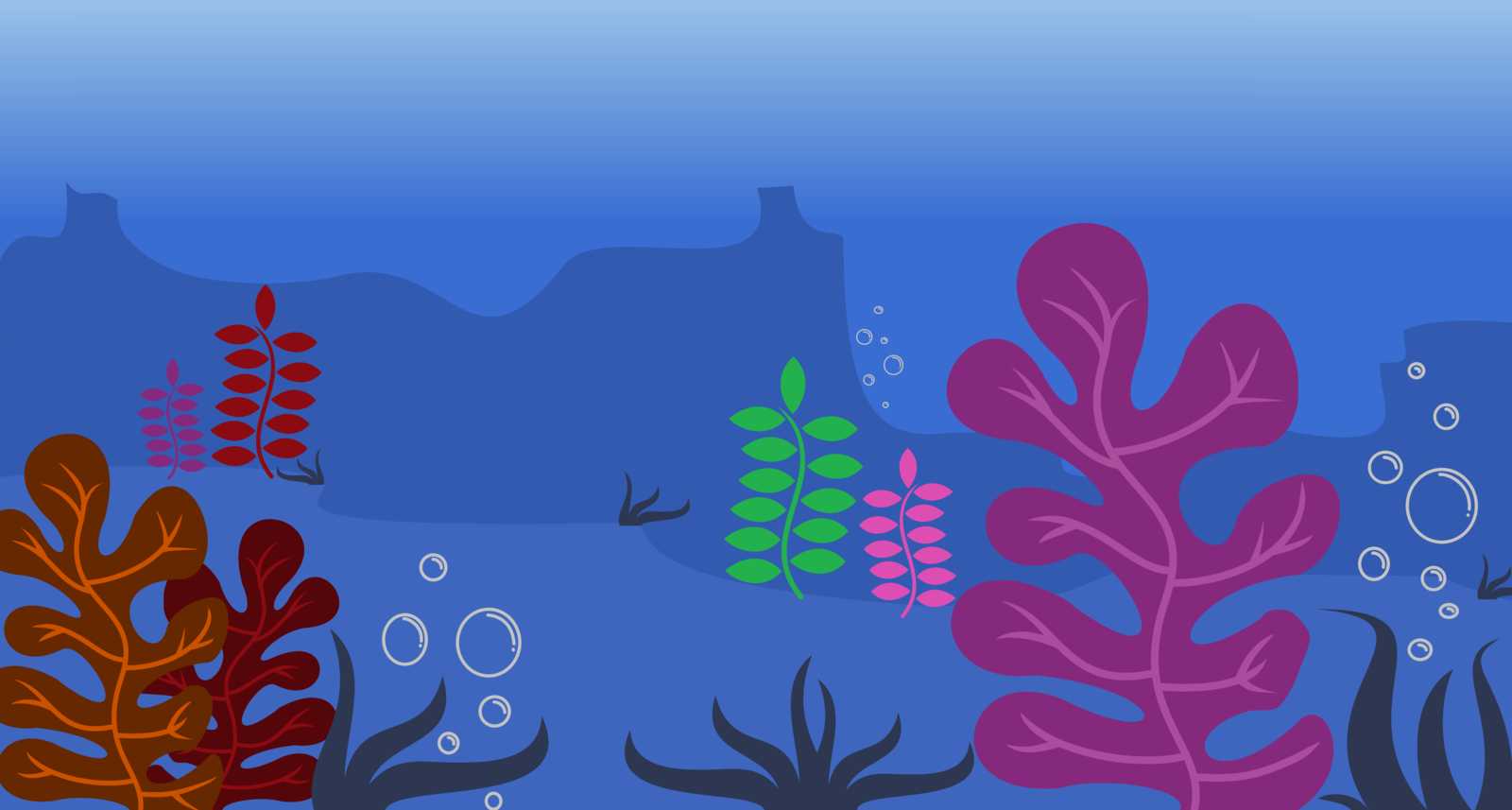 Sea Bed clipart By on DeviantArt Ocean Floor