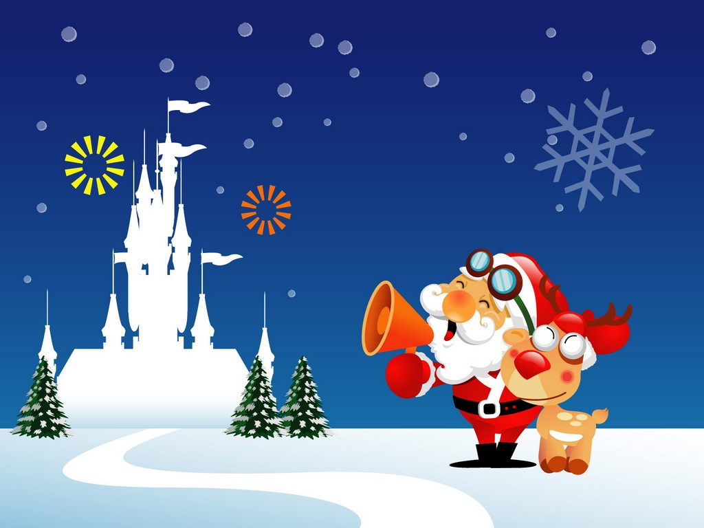 Wallpaper clipart party Christmas  Christmas Download free