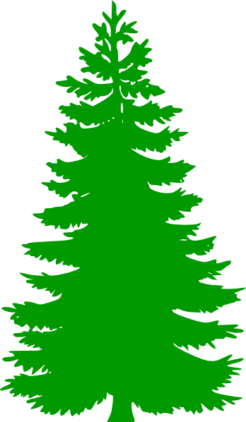 Pine Tree clipart simple Clipart wallpapers: tree hairstyles pine