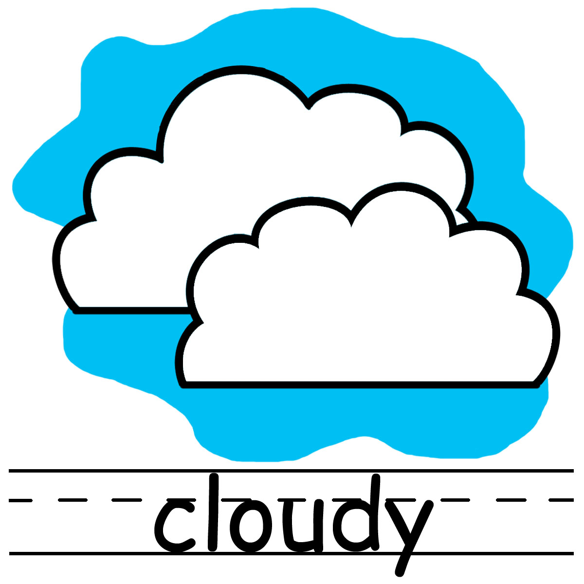 Clouds clipart cloudy weather Download Weather Free Weather #3819