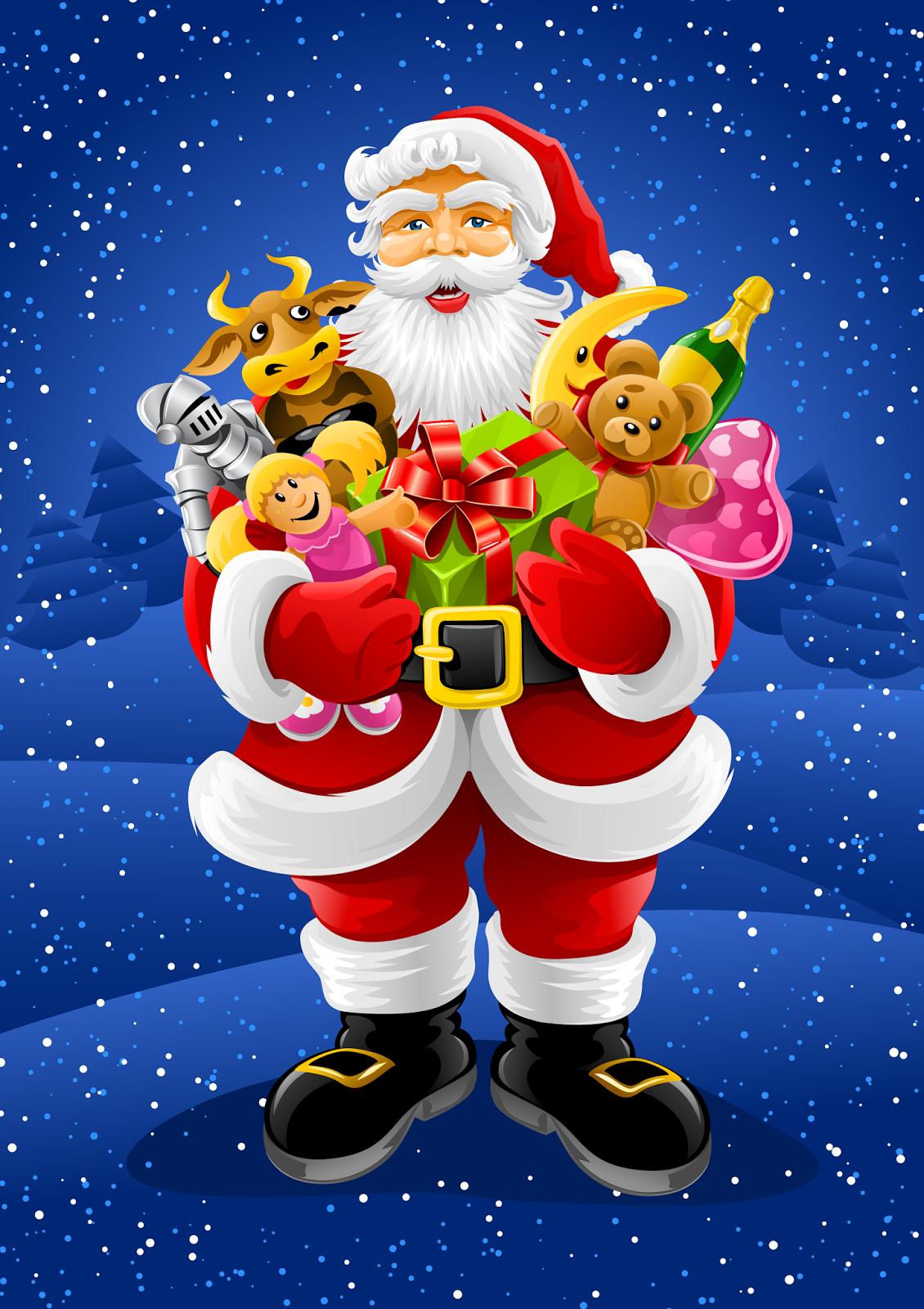 Wallpaper clipart santa claus Claus Claus Clipart Santa