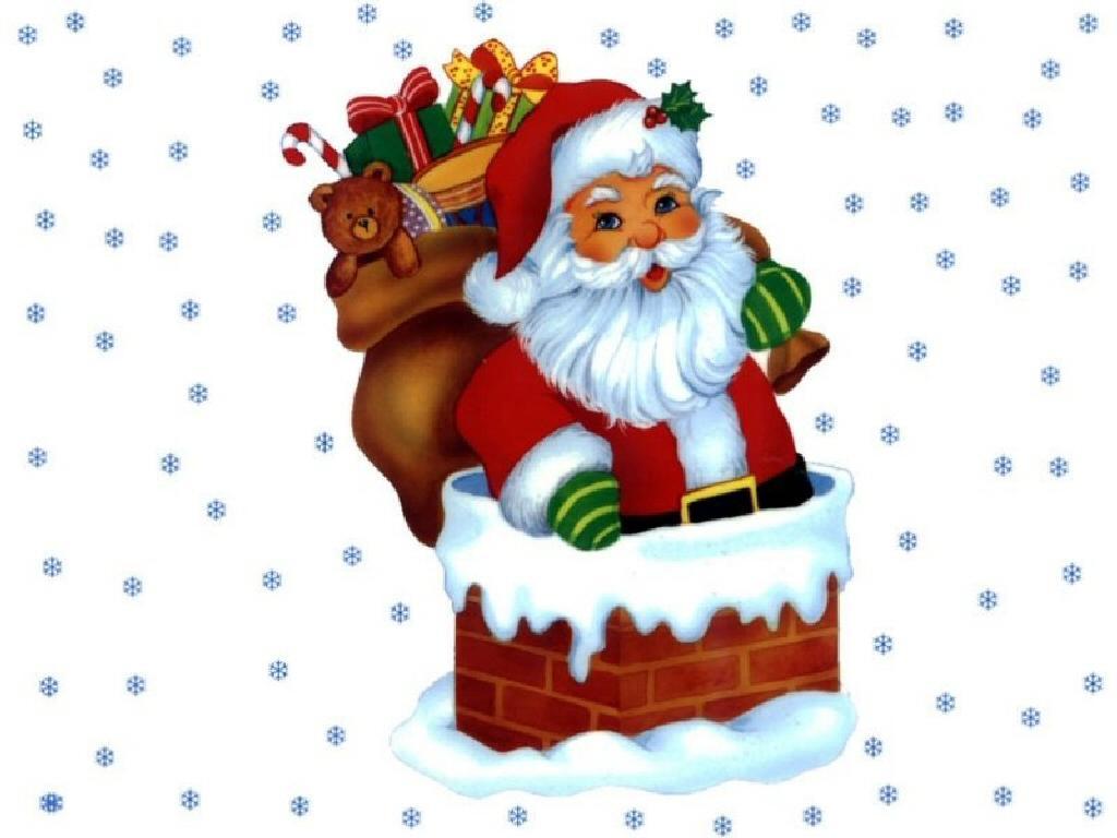 Wallpaper clipart santa claus  Claus Santa Claus art