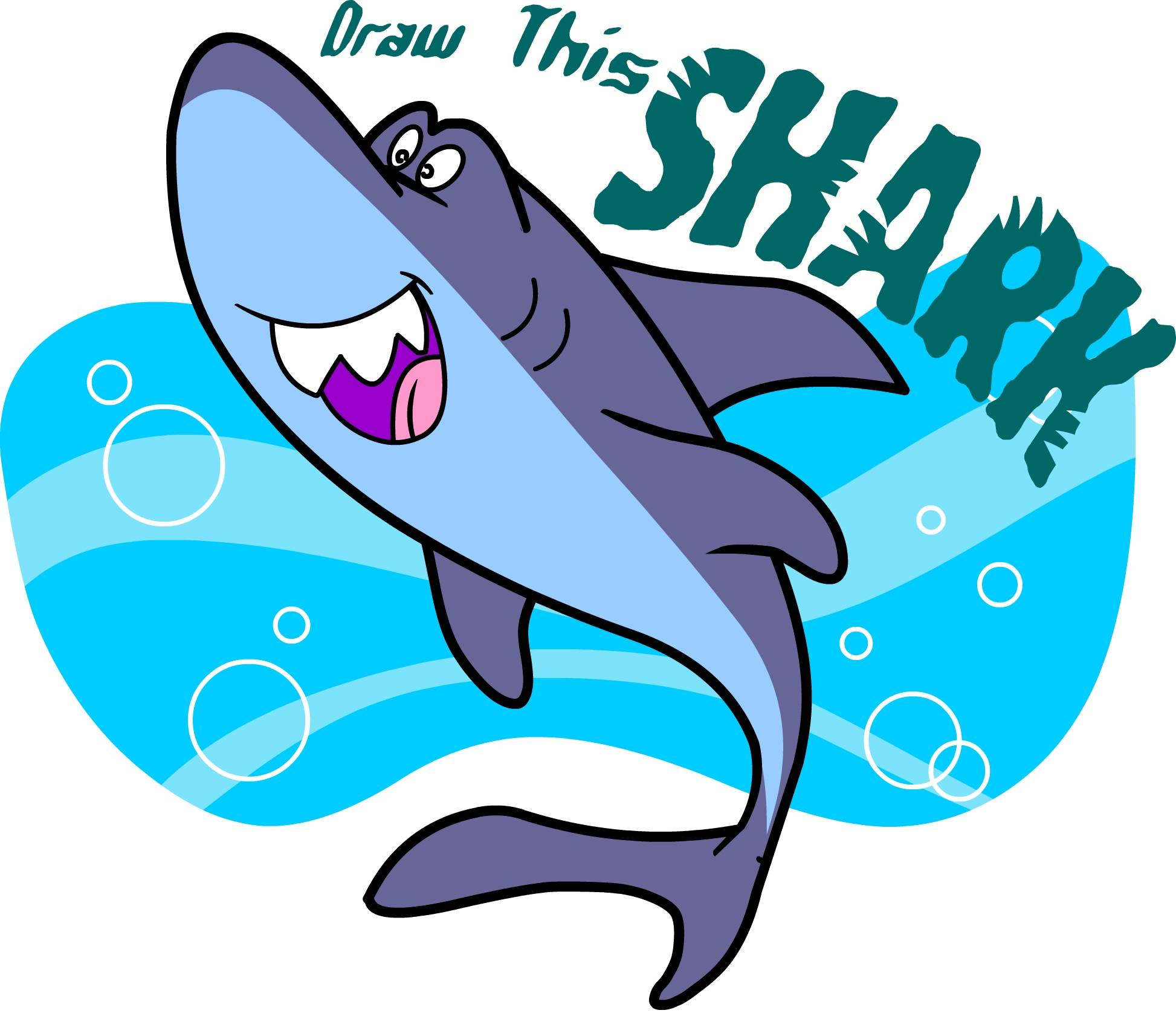 Fins clipart baby shark Free Shark Images Cartoon shark%20cartoon