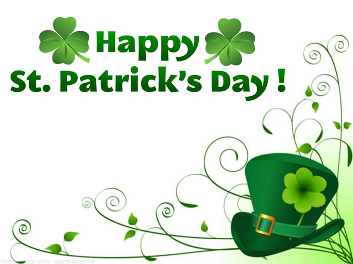 Birthday clipart st patrick's day Day The Day Saint Patrick