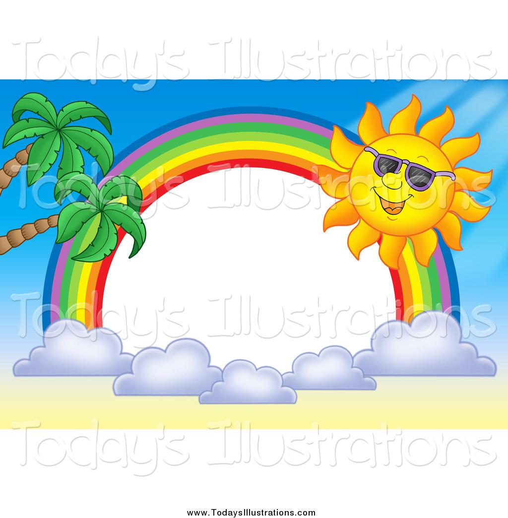 Wallpaper clipart sun Border Royalty and Sun Free
