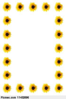 Wallpaper clipart sunflower Pixmac ve Widescreen Art Sunflower
