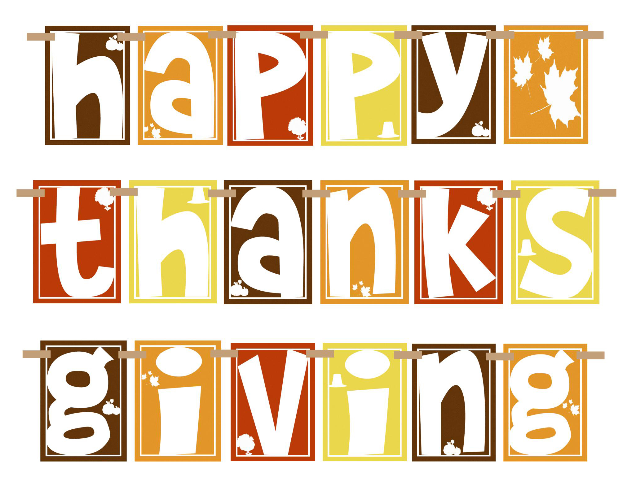 Thanksgiving clipart happy thanksgiving For  Pictures Free for