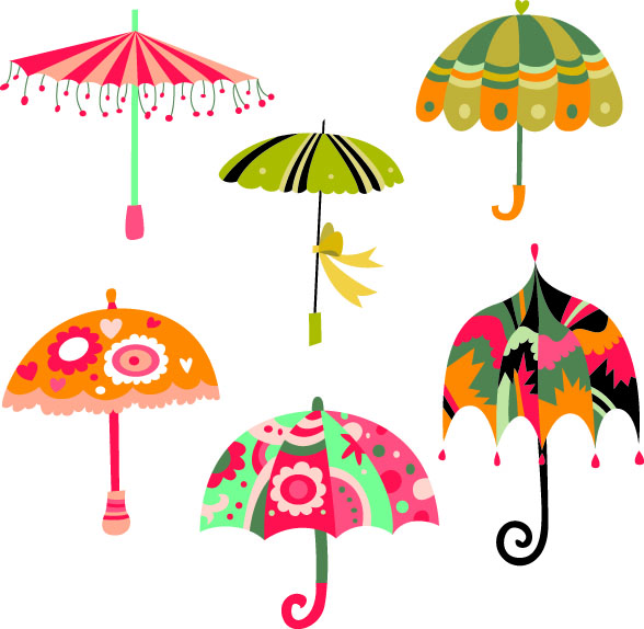 Wallpaper clipart umbrella Kids Umbrellas Wallpaper Wallpaper