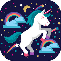Wallpaper clipart unicorn Wallpaper Backgrounds Free Wallpaper by