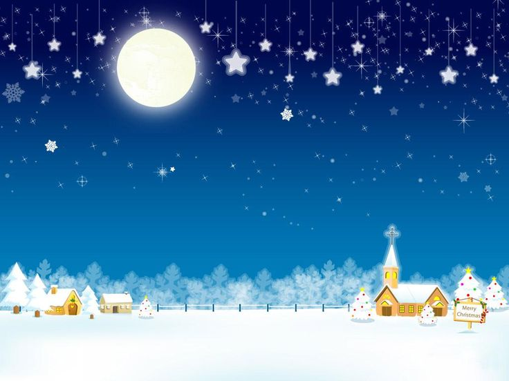 Wallpaper clipart winter wonderland Christmas Free clipart background Free