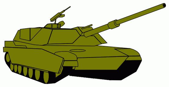 Army clipart war tank #3