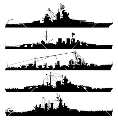 Cruise clipart war ship Silhouette Clipart Ship War Ship