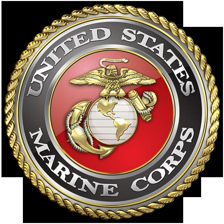 Marine clipart insignia United art art marine clip